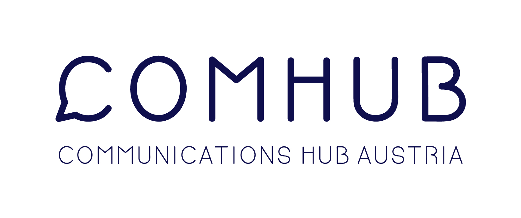 Logo von Communications Hub Austria